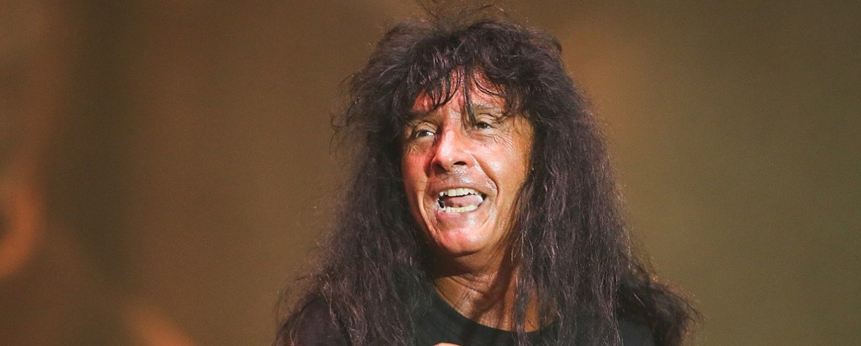 Joey Belladonna: «Δεν είχα ακουστά τους Anthrax όταν πήγα στην audition»