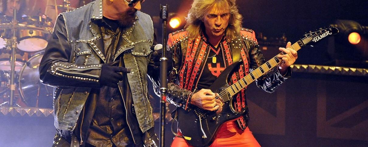 Rob Halford: «O Glenn Tipton συμμετέχει ακόμη ενεργά στους Judas Priest»