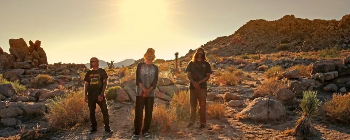 Stöner: Ακούστε το ντεμπούτο single της μπάντας από πρώην μέλη των Kyuss