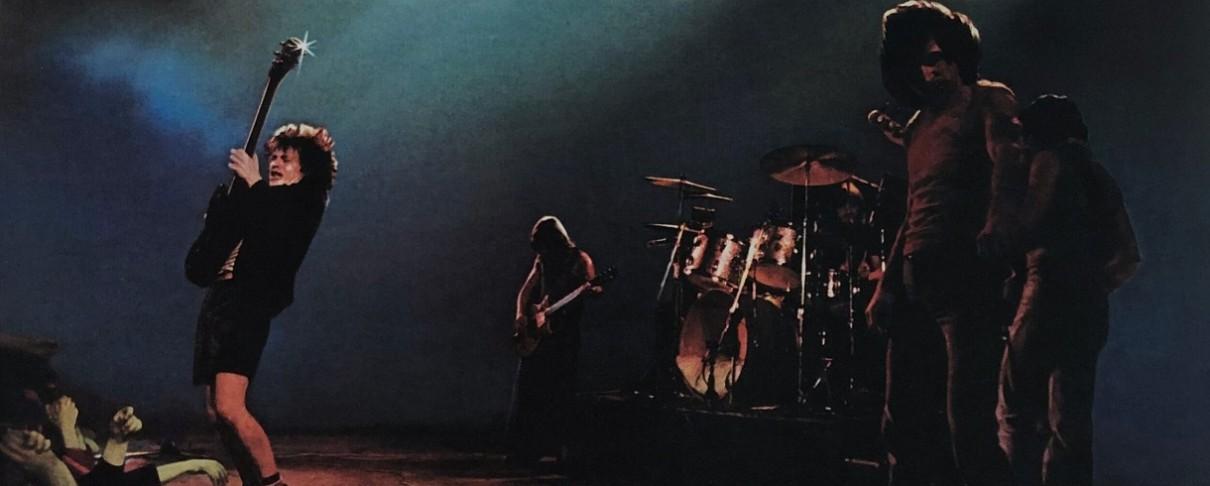 Όταν ο Dave Grohl συνάντησε για πρώτη φορά τους AC/DC