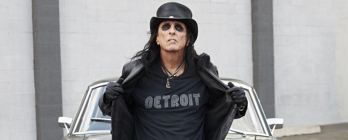 Ο Alice Cooper σχολιάζει τους ισχυρισμούς εναντίον του Marilyn Manson