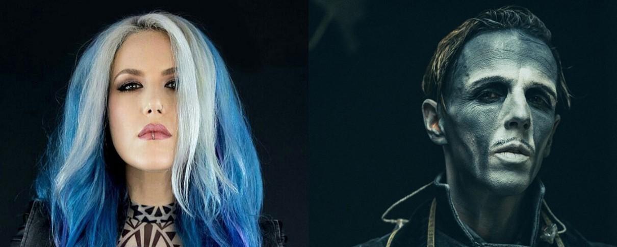 H Alissa White-Gluz των Arch Enemy συνεργάζεται με τους Powerwolf