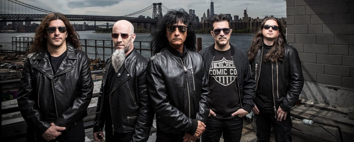 Scott Ian: «Μπάντες όπως οι Anthrax, δεν έχουν ανάγκη να κυκλοφορούν νέους δίσκους»