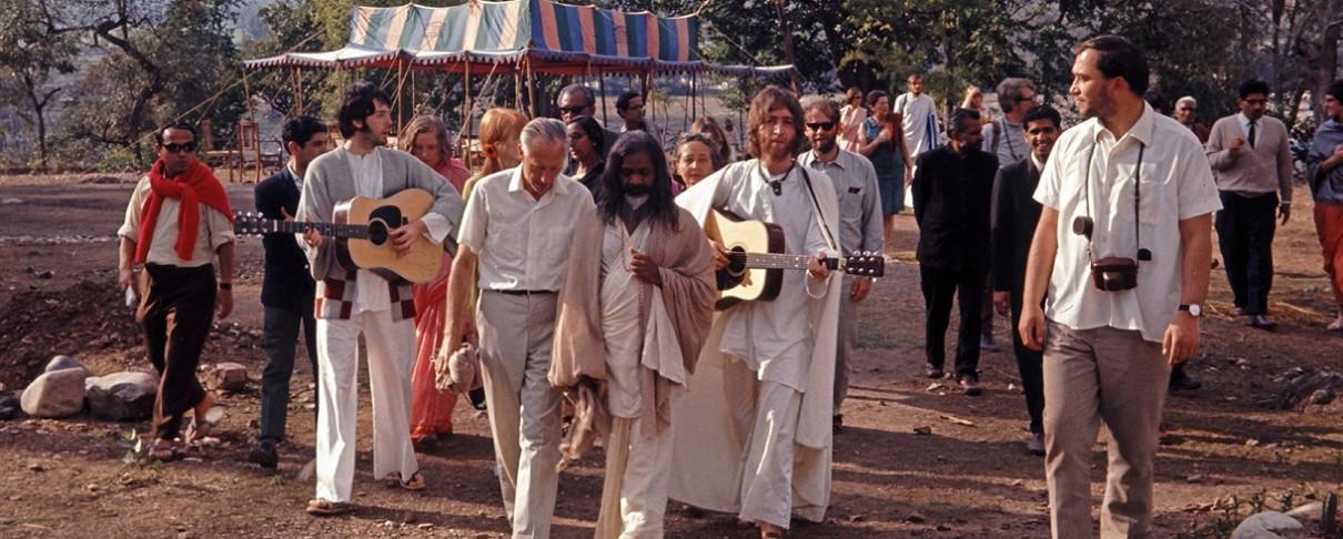 Η επίσκεψη των Beatles στην Ινδία εξερευνάται σε ένα νέο ντοκιμαντέρ