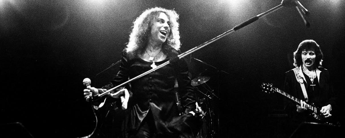 Ακυκλοφόρητο τραγούδι των Black Sabbath με Dio