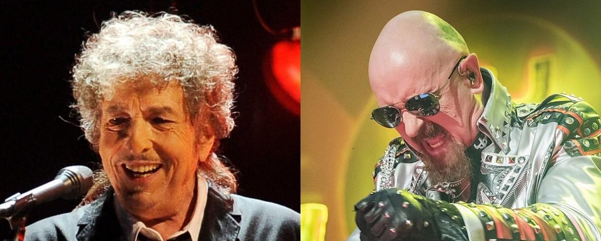 Όταν ο Rob Halford συνάντησε τον Bob Dylan