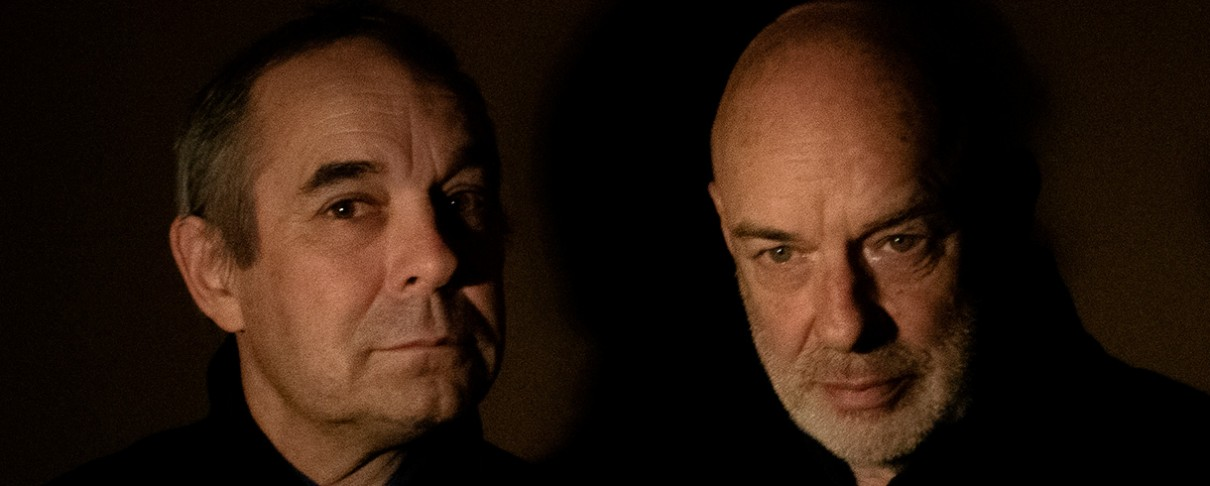 Brian Eno και Roger Eno ζωντανά στην Αθήνα