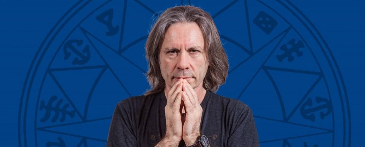 Ο Bruce Dickinson διαγνώστηκε με κορωνοϊό