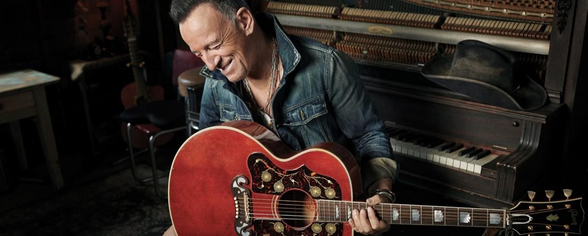 Ο Bruce Springsteen ετοιμάζει μια «μεγάλη έκπληξη» για το 2021