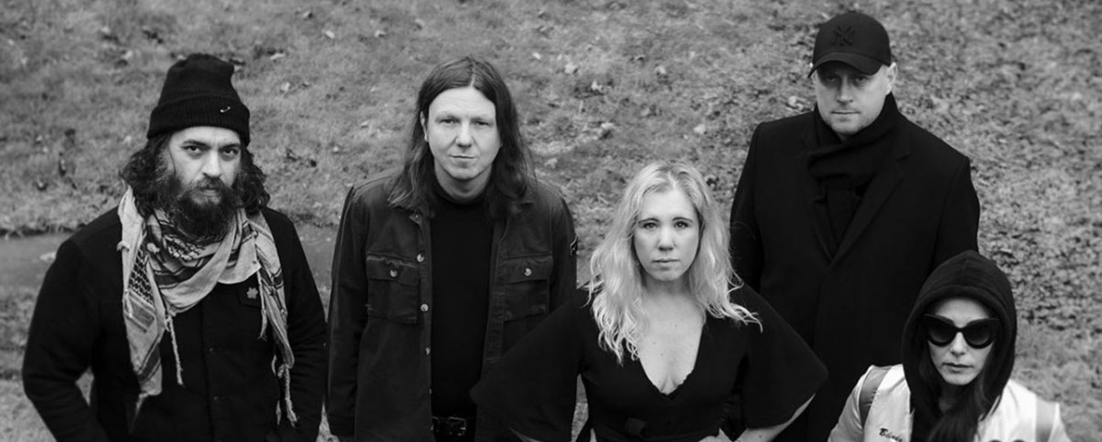 Οι Crippled Black Phoenix ανακοινώνουν νέο EP και τραγουδιστή