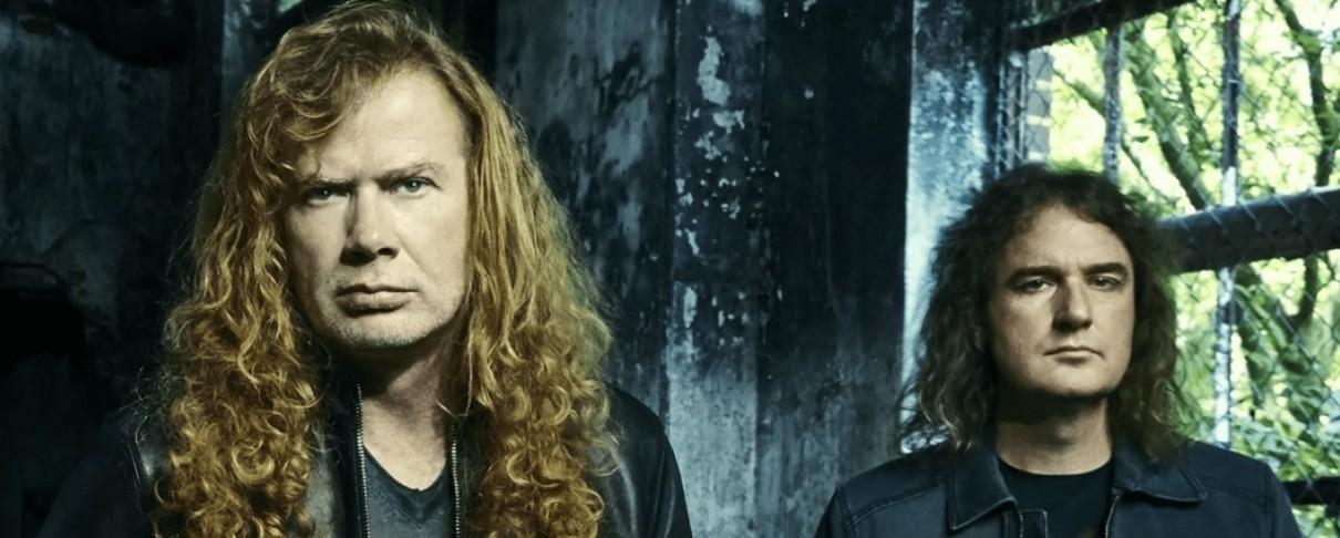 Εκτός Megadeth ο David Ellefson