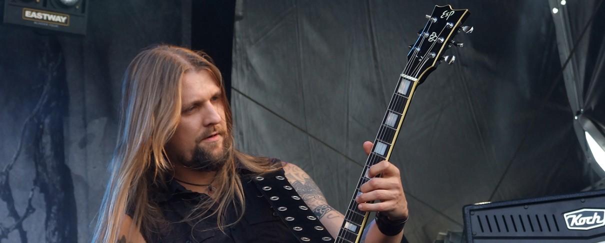 Νέο project από τον κιθαρίστα των Amorphis