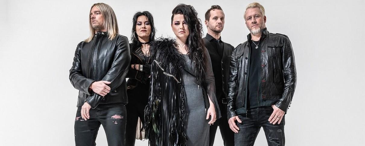 Ακούστε το νέο single των Evanescence