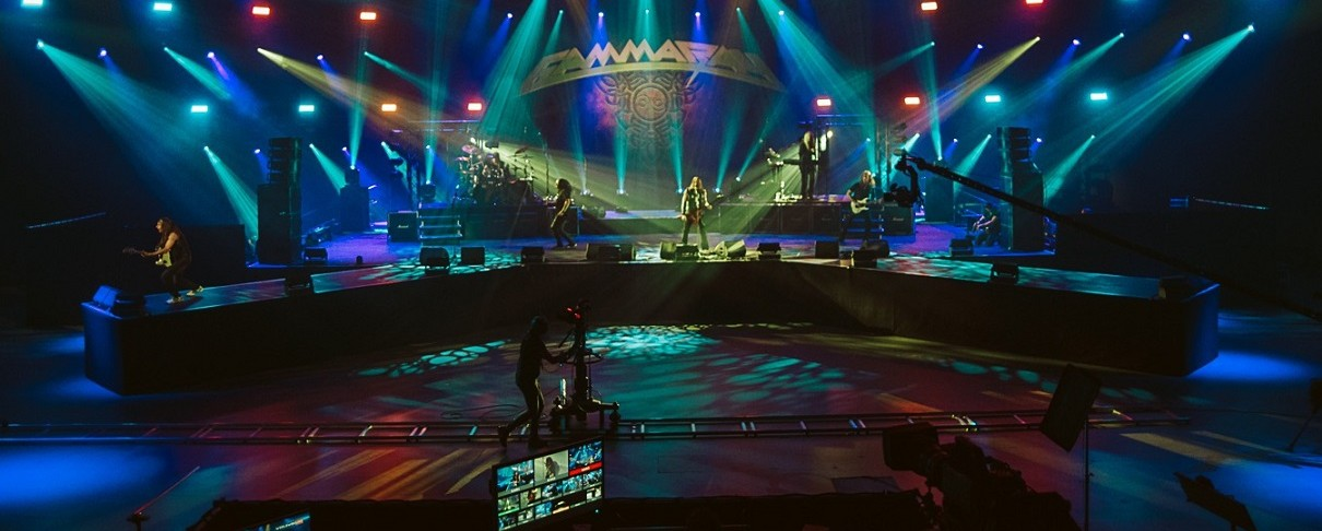 Οι Gamma Ray γιορτάζουν τα 30 χρόνια τους με live άλμπουμ