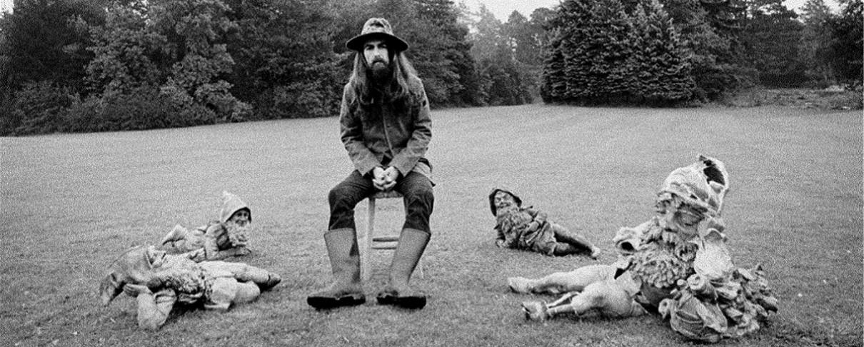 Στη δημοσιότητα ακυκλοφόρητο κομμάτι του George Harrison