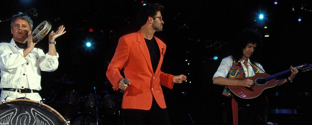 Roger Taylor: «Ο George Michael δεν επρόκειτο ποτέ να διαδεχθεί τον Freddie Mercury»