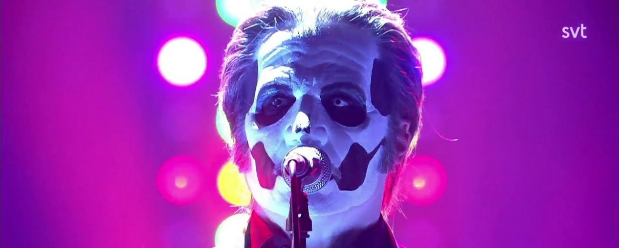 Tobias Forge (Ghost) και Hellacopters διασκευάζουν Rolling Stones