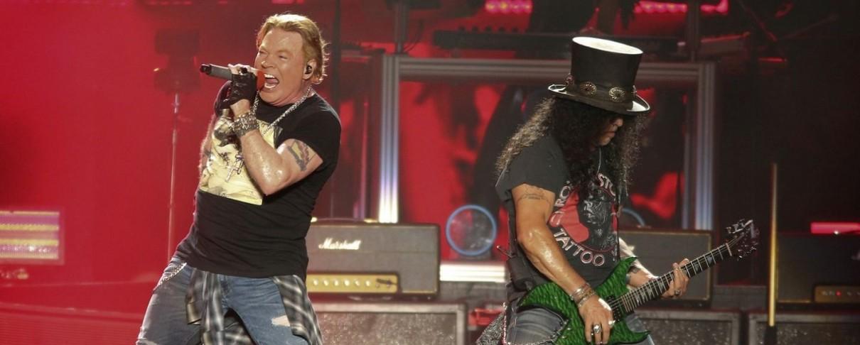Νέο τραγούδι από τα παλιά για τους Guns N' Roses