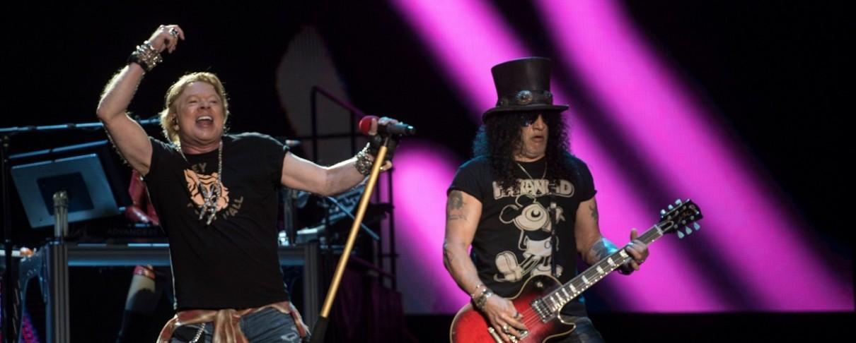 EP θα κυκλοφορήσουν οι Guns N' Roses