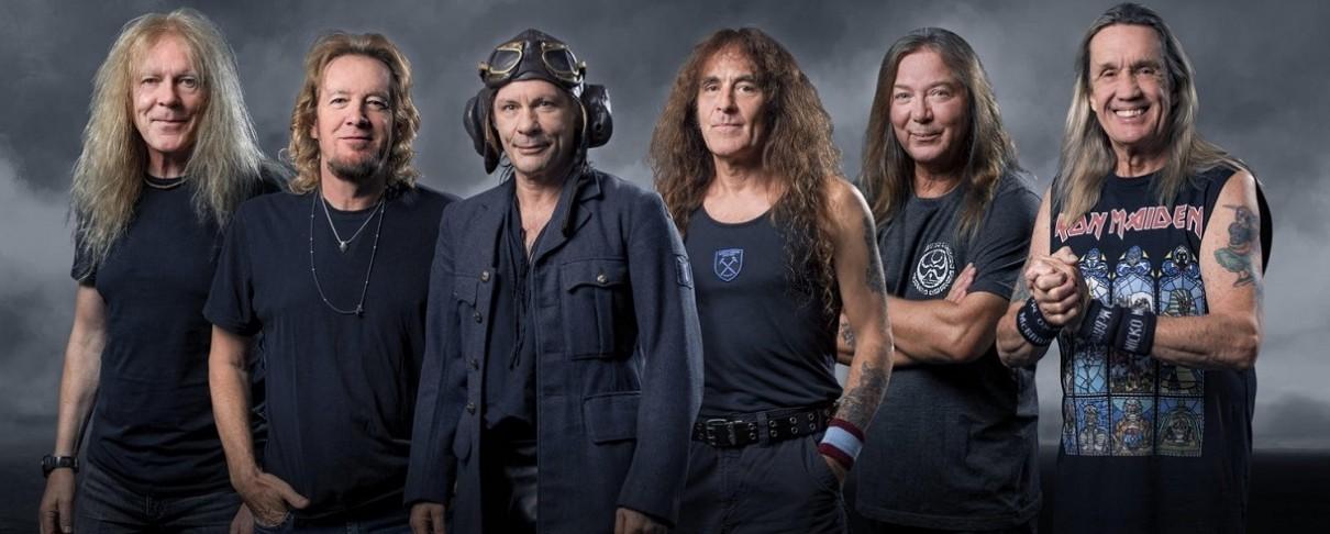 """Ακούστε το """"Stratego"""" των Iron Maiden"""