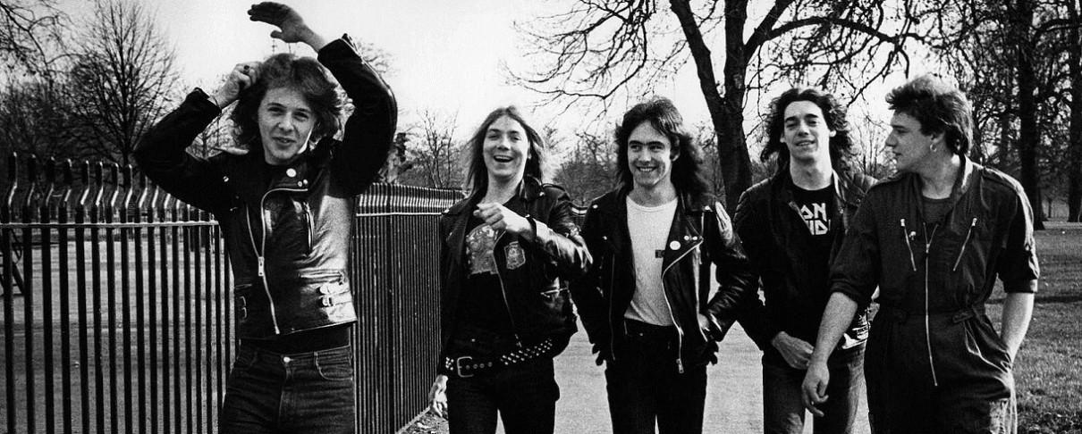 Dennis Stratton: Δεν περίμενε να βρίσκεται προς ένταξη στο Hall Of Fame με τους Iron Maiden
