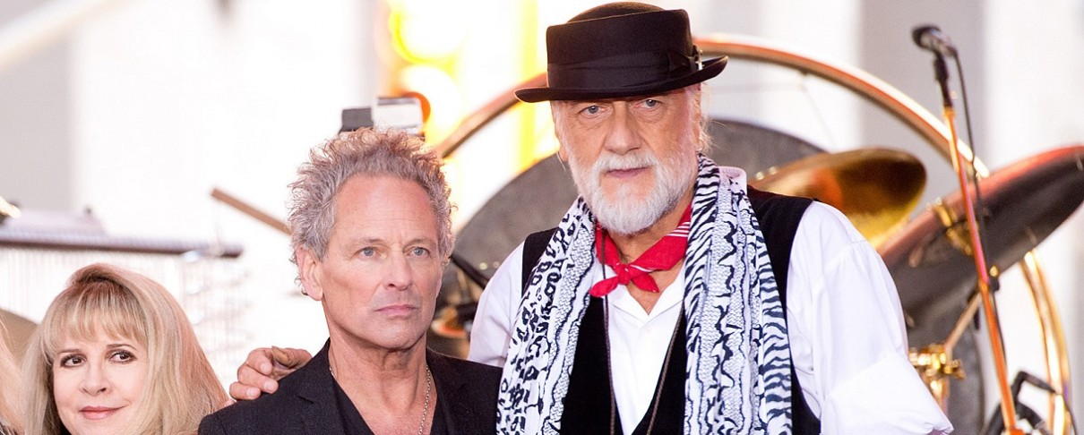 Fleetwood Mac: Αποκαθίστανται οι σχέσεις μεταξύ Mick Fleetwood και Lindsey Buckingham