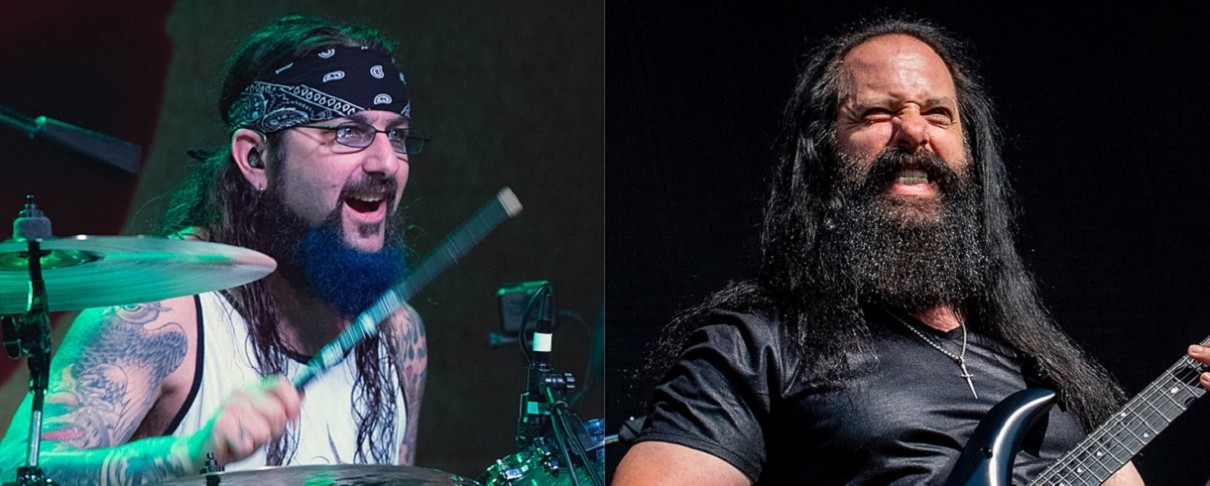 John Petrucci: «Η συνεργασία με τον Mike Portnoy ήταν πραγματικά νοσταλγική»
