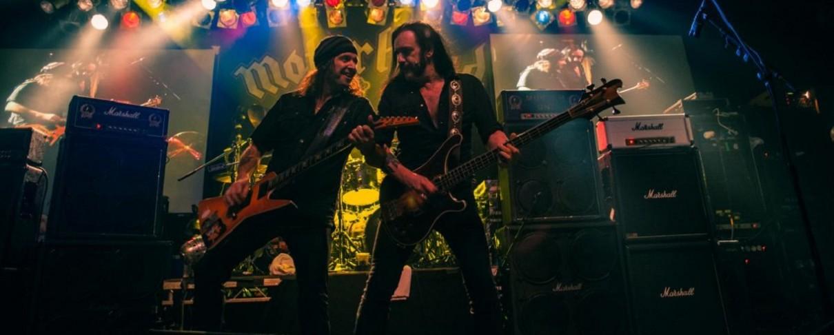 Motorhead: Ανακοινώθηκε η κυκλοφορία νέου live άλμπουμ