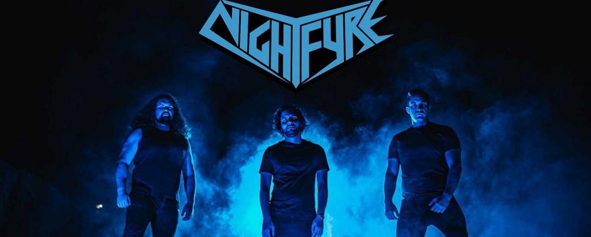 Πρώτη μετάδοση: Νέο τραγούδι από τους Nightfyre