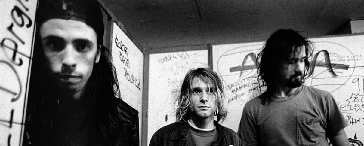 """Επετειακή remastered επανέκδοση για το """"Nevermind"""" των Nirvana"""