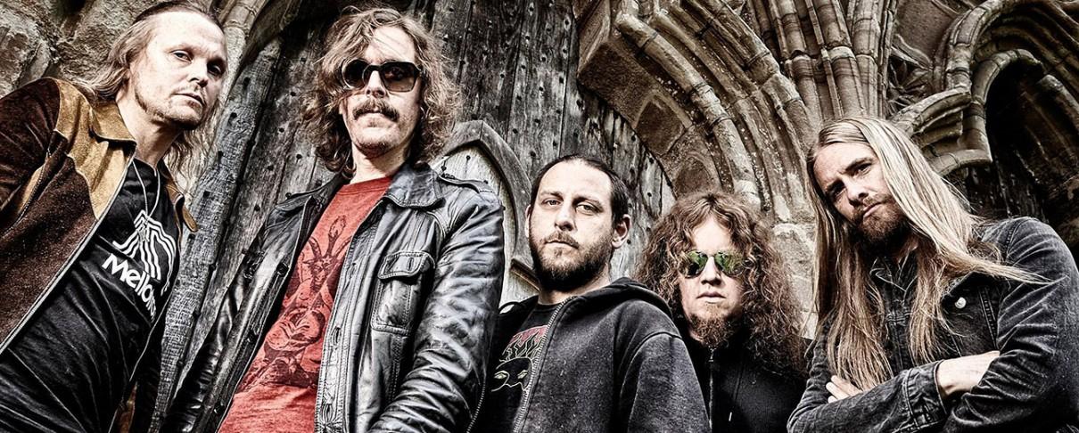 """Οι Opeth γιορτάζουν την επέτειo του """"Blackwater Park"""""""