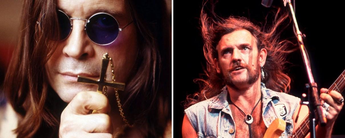 """Ακούστε το ντουέτο Ozzy και Lemmy σε ακυκλοφόρητη εκδοχή του """"Hellraiser"""""""