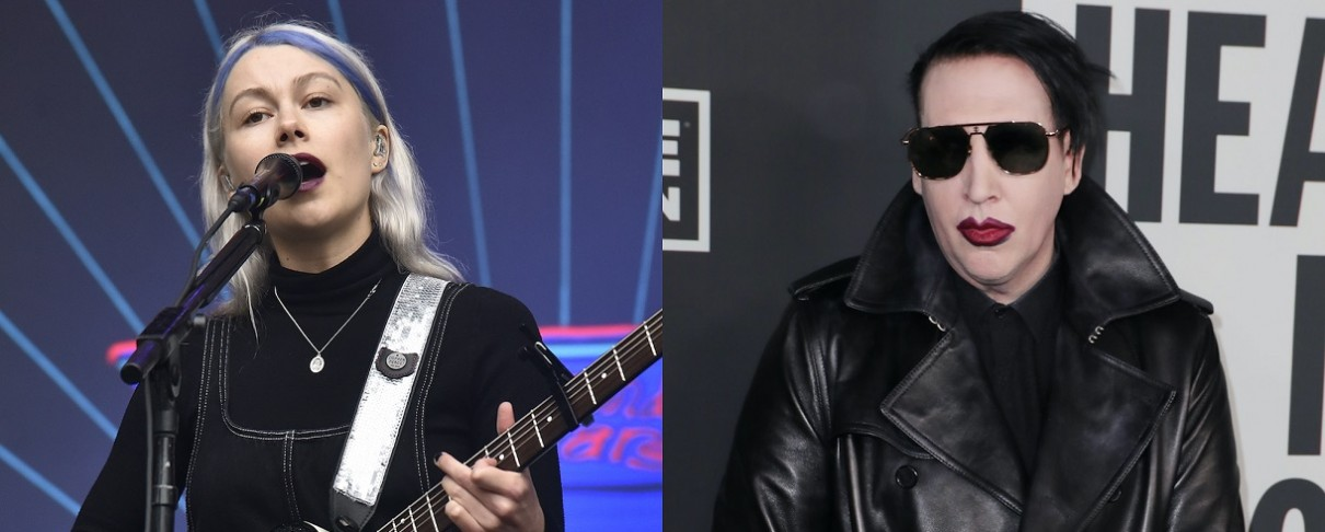 Phoebe Bridgers: «O Marilyn Manson μου είχε πει πως διέθετε δωμάτιο βιασμού»