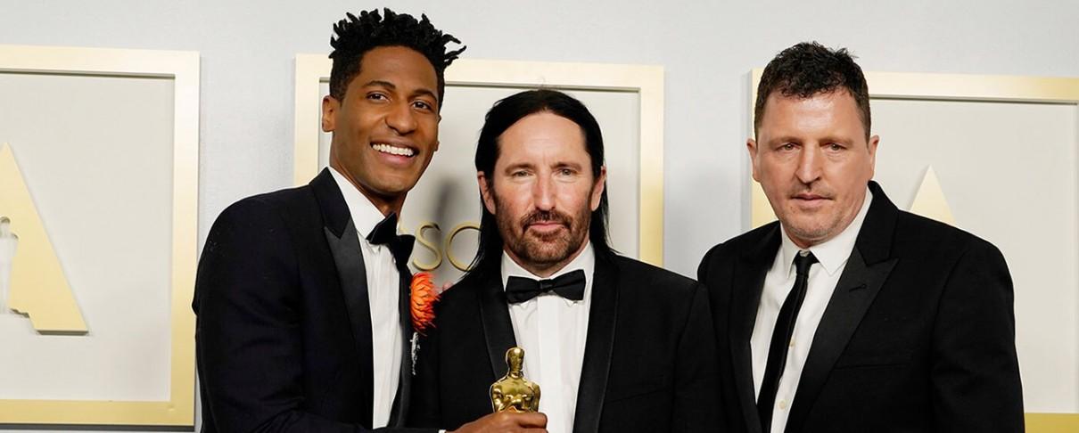 """Στους Trent Reznor, Atticus Ross και Jon Batiste το Όσκαρ καλύτερης μουσικής επένδυσης για το """"Soul"""""""