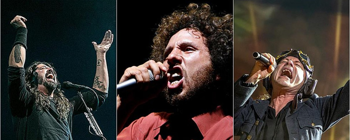 Foo Fighters, Rage Against The Machine και Iron Maiden υποψήφιοι για ένταξη στο Rock And Roll Hall Of Fame