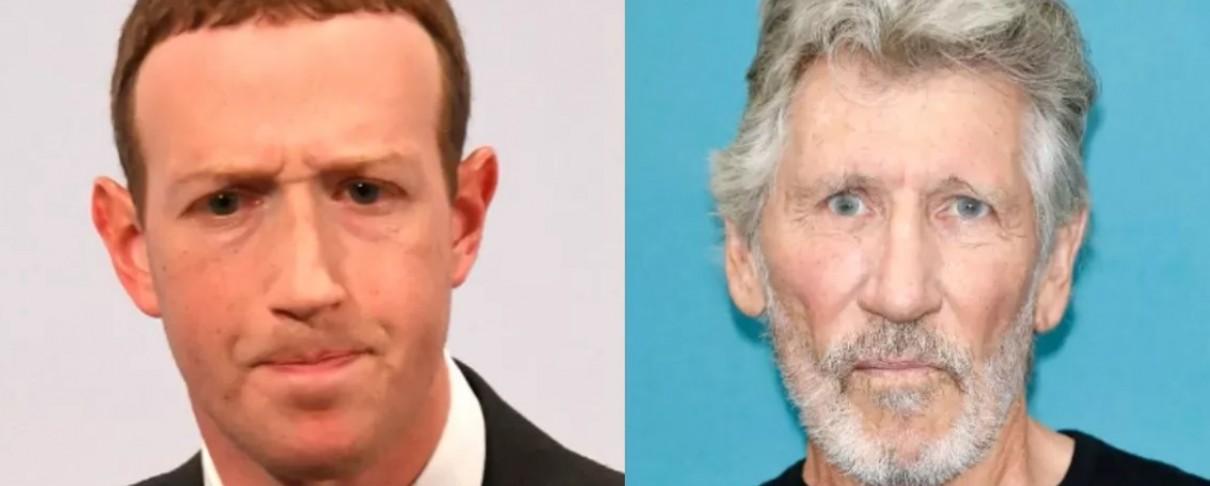 Σφοδρή επίθεση του Roger Waters στον Mark Zuckerberg