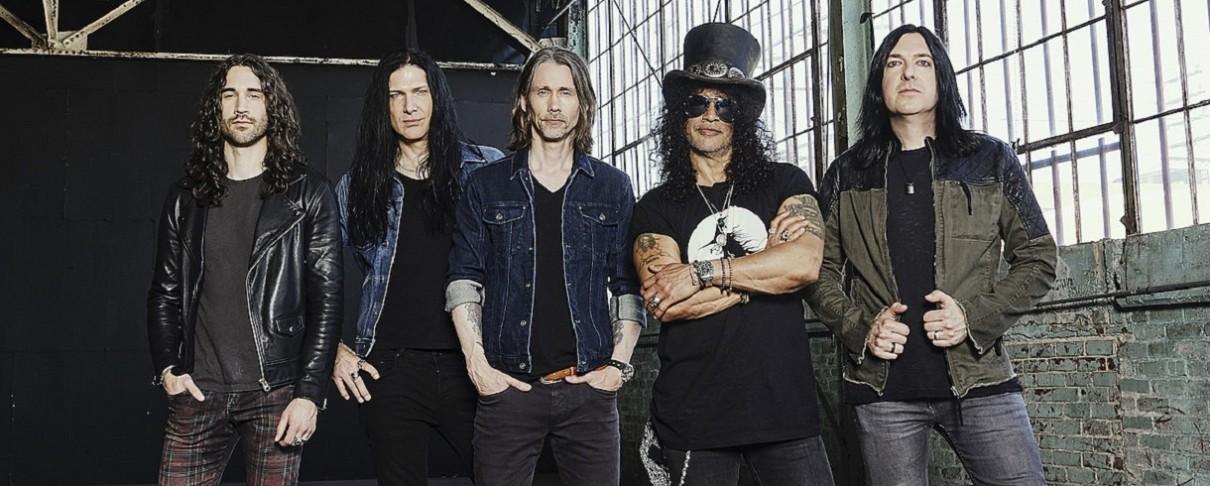 Μέσω της νεοσύστατης Gibson Records θα κυκλοφορήσει το επόμενο άλμπουμ του Slash