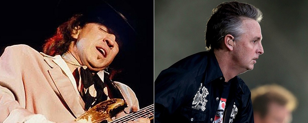 Mike McCready: «O Stevie Ray Vaughan μου άλλαξε τη ζωή»