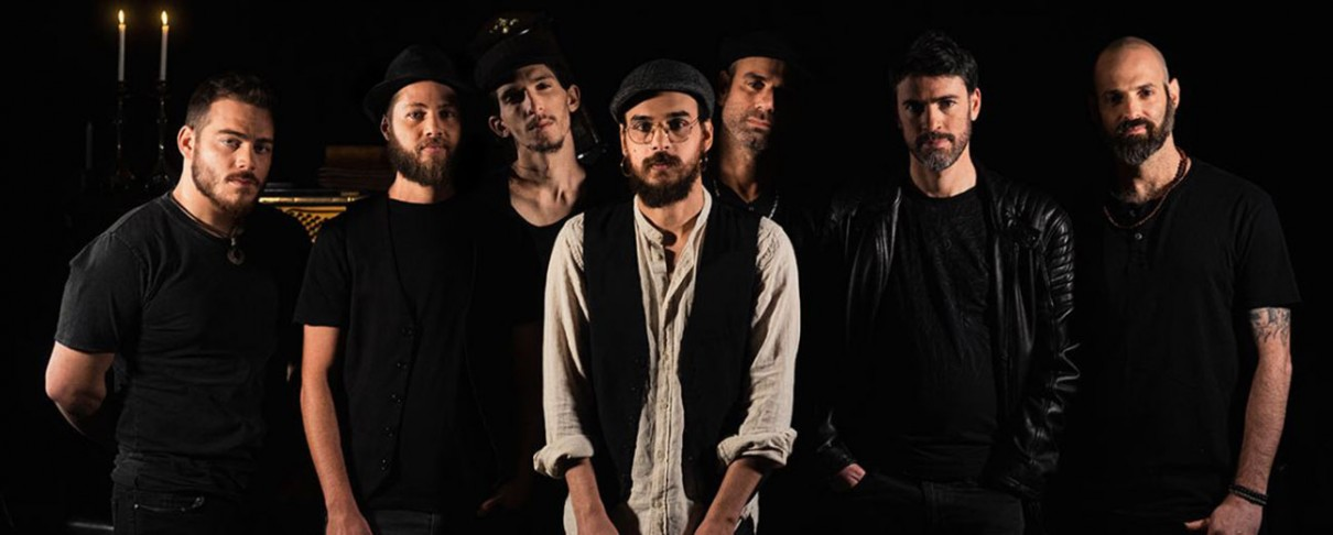 Αφιερωμένο στους πρόσφυγες το νέο τραγούδι των Subterranean Masquerade