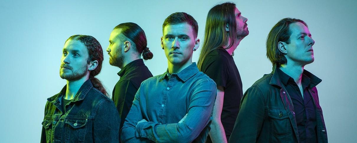 Live άλμπουμ ανακοίνωσαν οι Tesseract
