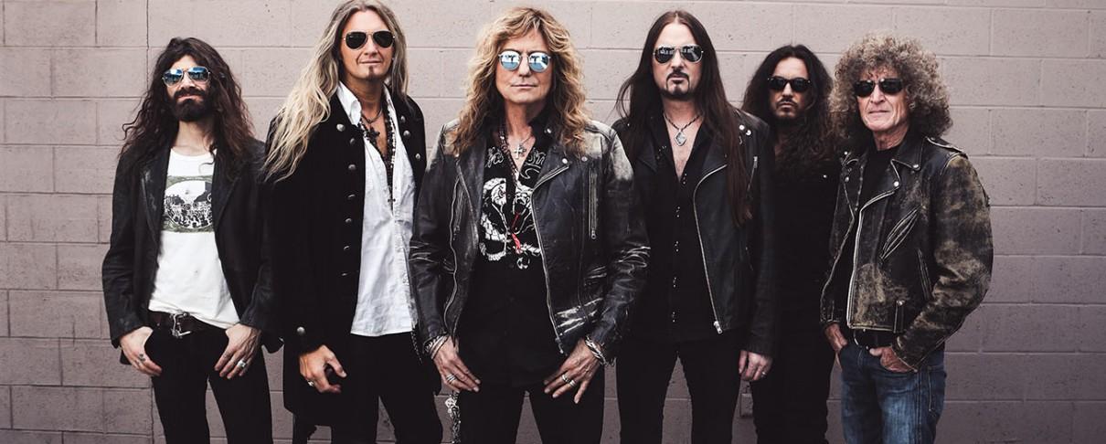 Νέα συλλογή από τους Whitesnake με τα blues κομμάτια τους