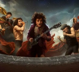 """Οι AC/DC επιστρέφουν στο παρελθόν με το video του """"Through The Mists Of Time"""""""