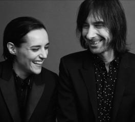 Bobby Gillespie και Jehnny Beth συνεργάζονται σε νέο άλμπουμ