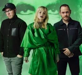 Με Robert Smith (The Cure) το νέο single των Chvrches