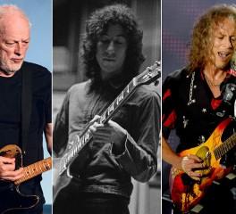 Βιογραφία του Peter Green θα περιλαμβάνει μουσικές συμμετοχές από τους David Gilmour και Kirk Hammet