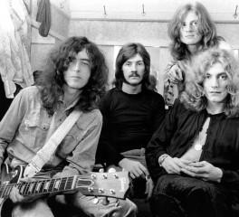 Έτοιμο το νέο ντοκιμαντέρ για τους Led Zeppelin