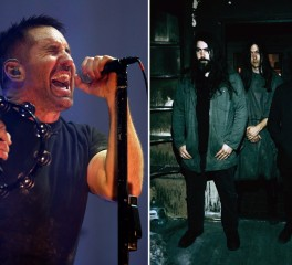 Nine Inch Nails και HEALTH συνεργάζονται σε νέο τραγούδι