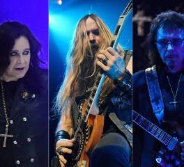 Tony Iommi, Eric Clapton, Zakk Wylde, κ.ά. στον επόμενο δίσκο του Ozzy