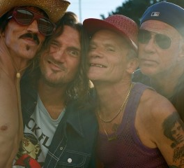 O νέος δίσκος των Red Hot Chili Peppers έχει σχεδόν ολοκληρωθεί