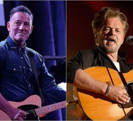 Ακούστε τη σύμπραξη των Bruce Springsteen και John Mellencamp